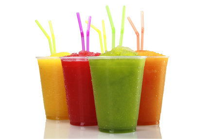 Kid's party smoothies