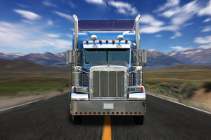 Small trucking company business plan